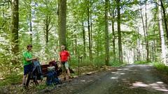 Eerste pitstop met Kurt en Ruben (Didier Ilsen) Tags: kurt ruben
