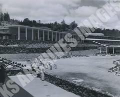 926- 5556 (Kamehameha Schools Archives) Tags: kamehameha archives ksg ksb ks oahu kapalama luryier pop diamond 1955 1956 kspd lei day