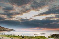 Late Evening Sky On The Coast (andybam1955) Tags: landscape clouds eveninglight coastal westrunton sky northnorfolk rural evening norfolk sea