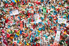 Gum Wall At Pike Place Market, Seattle (thedot_ru) Tags: gum wall market pikeplacemarket seattle washington chewinggum colorful themarkettheater publicart artproject art artist artwork travel travelling travels adventure trip tourism tourist wanderlust usa unitedstates us wa canon5d 2014