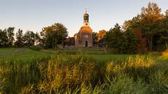 Terkaple (Wim Boon (wimzilver)) Tags: wimboon terkaple canoneos5dmarkiii canonef1635mmf4lisusm leefilternd09softgrad sunset friesland holland nederland netherlands natuur nature landschap