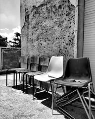 """STANCHI"" -192 #artcontemporary #urban #photography #photographer #artphotography#fotografia #city #arte #artecontemporanea #arteconcettuale #conceptual_art_gallery  #paolomarianelli  #artistcommunity#urbex#urbano#urbexphot#urbexphotography #strada #way # (paolomarianelli) Tags: scuola paolomarianelli city artphotography urbexphotography arteconcettuale urbex fatigue libertà chair urbano conceptualartgallery europe artistcommunity arte artecontemporanea artcontemporary sedia photography poetry urban poesia way freedom urbexphot fotografia photographer stanchezza strada people"