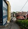 Ribbung Street (jonarnefoss2013) Tags: sonyrxmoments rx100v gamleoslo norge oslo