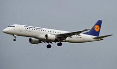 """Deidesheim"" Lufthansa Cityline D-AECA Embraer ERJ-190LR (ERJ-190-100 LR) cn/19000327 Opf Lufthansa Regional @ EBBR / BRU 25-02-2017 (Nabil Molinari Photography) Tags: deidesheim lufthansa cityline daeca embraer erj190lr erj190100 lr cn19000327 opf regional ebbr bru 25022017"