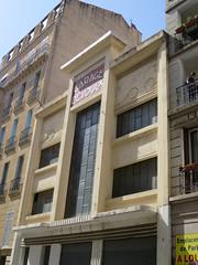 Ancien garage Devoulx (années 30) - 21 rue Terrusse, Marseille (13) (Yvette G.) Tags: marseille bouchesdurhône 13 provencealpescôtedazur paca artdéco architecture félixguis sculpture basrelief margherini negrel garage