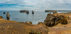 D71_2786-Pano.jpg (David Hamments) Tags: peterborough bayofmartyrs victoria transaustraliatrip warrnambool limestonestacks bayofislands greatoceanroad flickrunitedaward