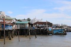 """Bangkok: Houses on stilts (Ali Bentley) Tags: bangkok thailand southeastasia klong khlong """"longtail boat"""""""