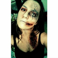 Halloween Makeup Ideas 🎃🎃🎃 (ineedhalloweenideas) Tags: ineedhalloweenideas halloween makeup make up ideas for 2017 happy night before christmas october 31 autumn fall spooky body paint art creepy scary pumpkin boo artist goth gothic