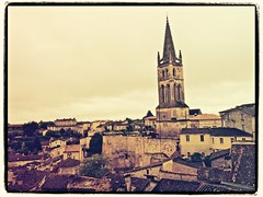 St. Emilion Village (Professor Bop) Tags: professorbop drjazz olympusem1 stemilion france landscape village town