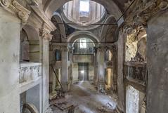 (Kollaps3n) Tags: decay urbex abandoned abandonedpalces nikon urbanexploration abbandono