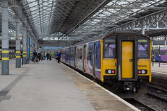 Northern 150268 Southport (daveymills37886) Tags: northern 150268 southport class 150 dmu