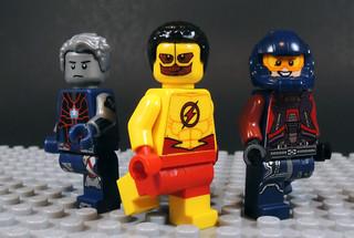 Legends of Tomorrow Bros