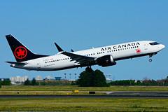 C-FSJJ (Air Canada) (Steelhead 2010) Tags: aircanada boeing b737 b737800 yyz creg