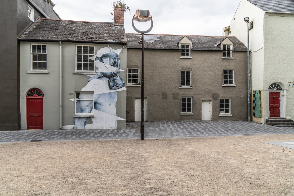 EXAMPLES OF STREET ART [URBAN CULTURE IN WATERFORD CITY]-142338