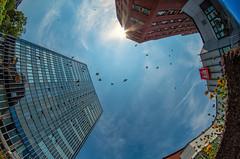Duisburg (Daborius B.) Tags: duisburg fischauge fisheye himmel
