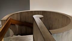 I.M. Pei (jmaxtours) Tags: herbertfjohnsonmuseumofart impeiarchitect staircase stairs circular impei cornell cornelluniversity