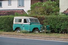 1962 Land Rover Series IIA SWB (MonkeysBirthday) Tags: landrover series2 car automobile truck suv 4x4 british import
