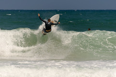_DSC0347 (Yishai Halutz Photography) Tags: sea sport surfing sports surfer surfers surf sky sun surfboard waves wave water ocean extreme beach people offthelip carve