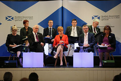 Public Discussion in East Ayrhire (Scottish Government images) Tags: firstministerofscotland nicolasturgeon scottishgovernment scotland publicdiscussion