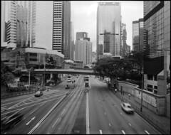 hongkong_scan-2018-06-19-0002-2 (qwz) Tags: гонконг hongkong architecture cityscape pentax67 skyscraper street footbridge