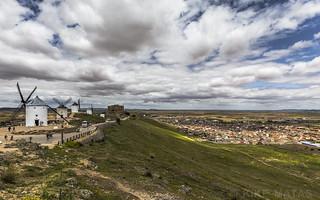 Consuegra, Castilla la Mancha
