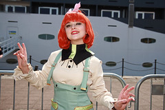 MCM Saturday 2018 XXXIII (Lee Nichols) Tags: mcmsaturday2018 mcm canoneos600d cosplay cosplayers costumes comiccon costume londonexcel redhair mcmlondonmay2018 rwby pennypolendina