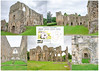 Easby Abbey (Postcard Edit) (Have Cam Will Travel.) Tags: buildings historicbuildings heritage history richmond easbyabbey