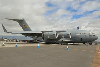 09-9212 Boeing C-17A Globemaster III United States Air Force RAF Fairford RIAT 16th July 2017