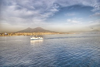 Mt. Vesuvius, Naples, Italy
