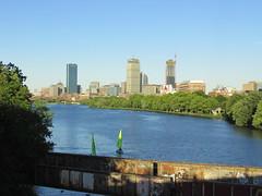IMG_4416 (dzh2282) Tags: boston bostonskyline 1dalton onedalton fourseasons charlesriver bubridge view skyscraper skyscrapers buildings river city