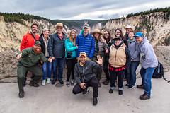 Artist Point InstaMeet June 2018 (YellowstoneNPS) Tags: artistpoint grandcanyonoftheyellowstone instameet ynp yellowstone yellowstonenationalpark