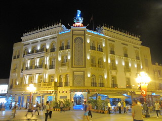 Traditional Hotel in Tunis