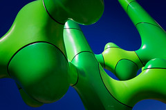 grow your own II (freakingrabbit) Tags: grow your own cactus australia green blue abstract curves curve angus james perth