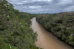 View from Raudal de Angosturas to the Rio Guayabero (Hannes Rada) Tags: colombia lamacarena rioguayabero raudaldeangosturas