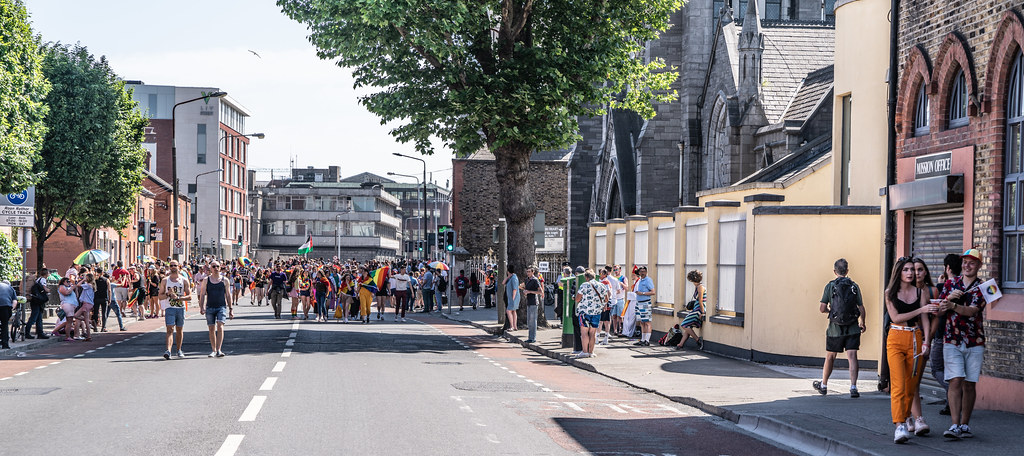 ABOUT SIXTY THOUSAND TOOK PART IN THE DUBLIN LGBTI+ PARADE TODAY[ SATURDAY 30 JUNE 2018]-141800