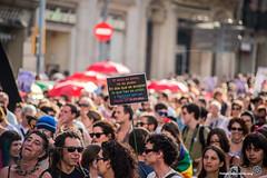 2018_06_30 Día del Orgullo_Joanna Chichelnitzky(01) (Fotomovimiento) Tags: díadelorgullo pride manifestación catalunya catalonia cataluña barcelona fotomovimiento retrato pancarta queer lgtbi lgtbiq