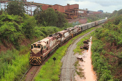 Vale S.A. Estrada de Ferro Carajás. (Cristiano Oliveira.) Tags: c367b c408 carajás vale porto itaqui