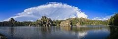 Day_02_Custer_SP_D850_Sylvan_Lake_Panorama1 (Dr. M.) Tags: lake 500px
