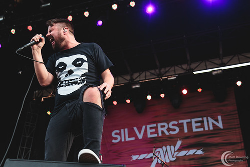 Silverstein - 06.16.18 - Hard Rock Hotel & Casino Sioux City