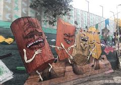 Batman's Alley, Vila Madalena, São Paulo, Brazil. (eROV65) Tags: pauloito muraisirônicos 2017 cidade city sanpablo state citycapital turismo turism boulevard bulevar rua citystreet capital statecapital metrópole essepê bigcity saintpaul capitaldoestadodesãopaulo tour andança grafite graffiti grafiti graffito arteurbana artesvisuais espaçospúblicos grafiteiros artistas urbanart becodobatman batmansalley bat batman homemmorcego dccomics graffiato scratched popculture paredes walls doors windows sidewalks calçadas beco alley pintura painting arte art artwork artenarua streetart streetartsp streetofsãopaulo sampagrafite artbattlebrazil artesemfronteira vilamadalena sãopaulo sp brasil sampa mural artist artista museuaocéuaberto
