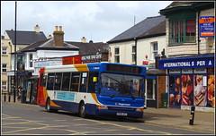 Stagecoach 34815 (Lotsapix) Tags: stagecoach midlands buses bus rugby 34815 px06dvz dennis dart plaxton pointer
