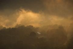 Sunset after Rain (Klaus Ficker --Landscape and Nature Photographer--) Tags: sunset rain clouds frog evening storm kentuckyphotography klausficker canon eos5dmarkiv sigma120300mm weather