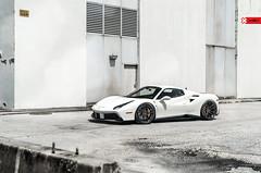 ANRKY Wheels - Ferrari 488GTB - AN34 (anrkywheels) Tags: anrkywheels anrky ferrari 488 488gtb 488spider novitec akraprovic titanium exotic fitment rarri 458 ferrari458 f12 812superfast hre wheels madeintheusa milledfresh