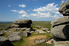 Roos Tor on Dartmoor