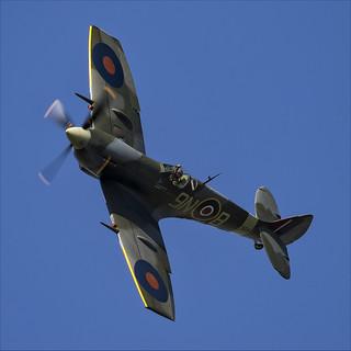 Supermarine Spitfire LFXVIe - 14
