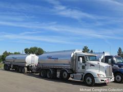 KAG West Kenworth T660, Truck# 10212 (Michael Cereghino (Avsfan118)) Tags: kag west kenan advantage group kenworth kw t660 tanker fuel truck hauler trucking semi tank wagon