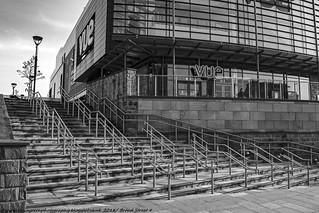 Broad Street Plaza Steps.