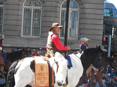 Calgary Stampede Parade Day 2018 (Mr. Happy Face - Peace :)) Tags: july summer yyc calgary alberta canada stampede 2018 cowboys cowgirls horses floats