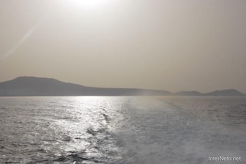 Паромом Фред Ольсен з Тенеріфе на Гомеру, Канарські острови  InterNetri  0976