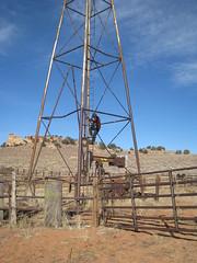 201804_0005 (GSEC) Tags: arizona arizonastrip pariaplateau pinnaclevalley pinnaclevalleywell sandhills unitedstates vermilioncliffsnationalmonument